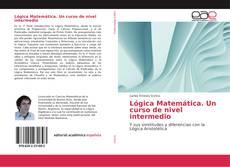 Bookcover of Lógica Matemática. Un curso de nivel intermedio