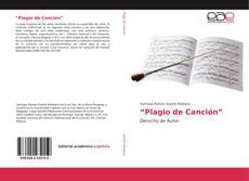 """Buchcover von """"Plagio de Canción"""""""