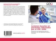 Portada del libro de Lesiones bucales en pacientes infectados por el VIH -SIDA