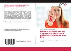 Portada del libro de Modelo Financiero de Seguro de Vida para personas viviendo con VIH