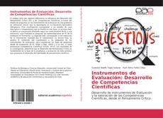 Copertina di Instrumentos de Evaluación: Desarrollo de Competencias Científicas