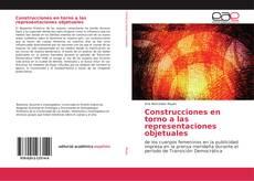 Buchcover von Construcciones en torno a las representaciones objetuales
