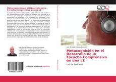 Metacognición en el Desarrollo de la Escucha Comprensiva en una L2的封面