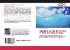 Nitrous Oxide Dynamic in the Caribbean Sea kitap kapağı
