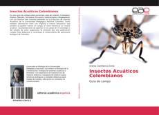 Portada del libro de Insectos Acuáticos Colombianos