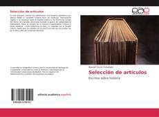Selección de artículos kitap kapağı