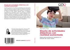 Portada del libro de Diseño de actividades didácticas con realidad aumentada