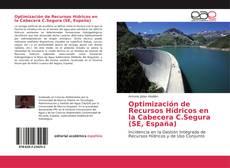 Bookcover of Optimización de Recursos Hídricos en la Cabecera C.Segura (SE, España)