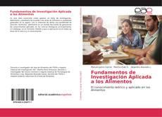 Capa do livro de Fundamentos de Investigación Aplicada a los Alimentos