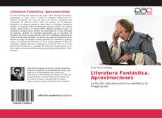 Обложка Literatura Fantástica. Aproximaciones
