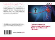 Buchcover von Caracterización clinicoepidemiológica de la insuficiencia cardíaca