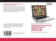 Bookcover of Plataforma de acceso abierto para la gerencia de Información