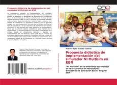 Propuesta didáctica de implementación del simulador NI Multisim en EBR kitap kapağı