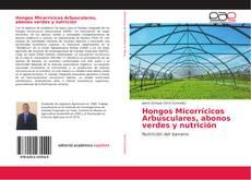 Capa do livro de Hongos Micorrícicos Arbusculares, abonos verdes y nutrición