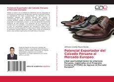 Portada del libro de Potencial Exportador del Calzado Peruano al Mercado Europeo