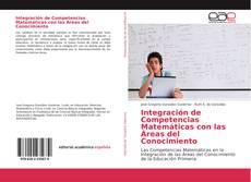 Capa do livro de Integración de Competencias Matemáticas con las Áreas del Conocimiento