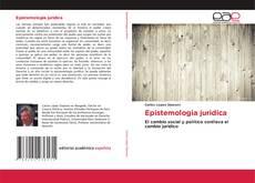 Portada del libro de Epistemologia juridica