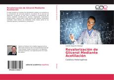 Bookcover of Revalorización de Glicerol Mediante Acetilación