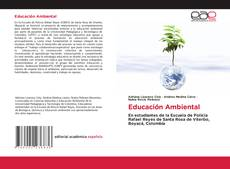 Capa do livro de Educación Ambiental