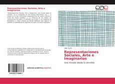 Capa do livro de Representaciones Sociales, Arte e Imaginarios