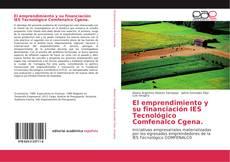 Portada del libro de El emprendimiento y su financiación IES Tecnológico Comfenalco Cgena.
