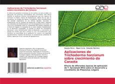 Bookcover of Aplicaciones de Trichoderma harzianum sobre crecimiento de Caraota