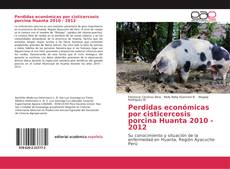 Perdidas económicas por cisticercosis porcina Huanta 2010 - 2012的封面