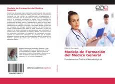 Portada del libro de Modelo de Formación del Médico General