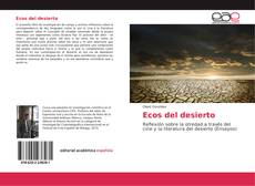 Bookcover of Ecos del desierto