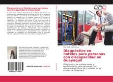 Portada del libro de Diagnóstico en hoteles para personas con discapacidad en Guayaquil