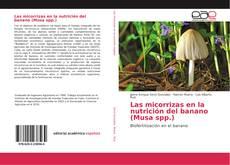 Capa do livro de Las micorrizas en la nutrición del banano (Musa spp.)