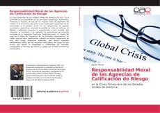 Buchcover von Responsabilidad Moral de las Agencias de Calificación de Riesgo