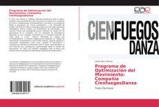 Copertina di Programa de Optimización del Movimiento: Compañía CienfuegosDanza
