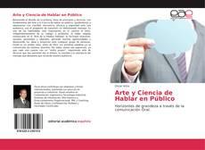 Bookcover of Arte y Ciencia de Hablar en Público