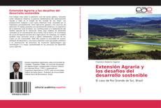 Portada del libro de Extensión Agraria y los desafíos del desarrollo sostenible