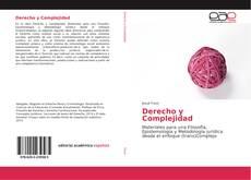 Derecho y Complejidad的封面
