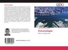 Bookcover of Vulcanología