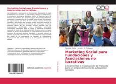 Обложка Marketing Social para Fundaciones y Asociaciones no lucrativas