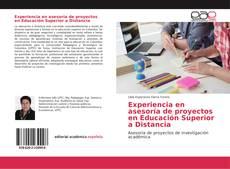 Bookcover of Experiencia en asesoría de proyectos en Educación Superior a Distancia