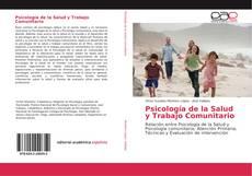Copertina di Psicología de la Salud y Trabajo Comunitario