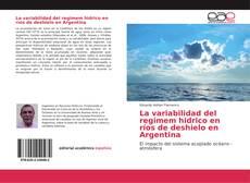 Portada del libro de La variabilidad del regimem hidrico en ríos de deshielo en Argentina