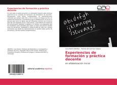 Portada del libro de Experiencias de formación y práctica docente