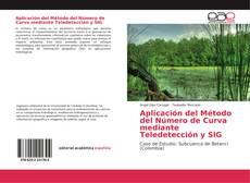 Portada del libro de Aplicación del Método del Número de Curva mediante Teledetección y SIG