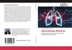 Capa do livro de Aprendizaje Efectivo