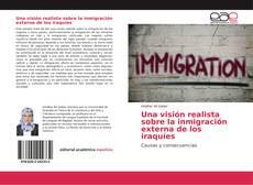 Portada del libro de Una visión realista sobre la inmigración externa de los iraquíes