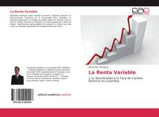 Couverture de La Renta Variable