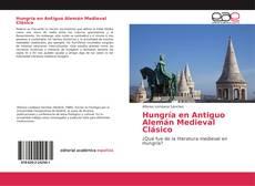 Borítókép a  Hungría en Antiguo Alemán Medieval Clásico - hoz