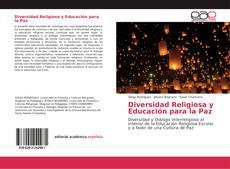 Portada del libro de Diversidad Religiosa y Educación para la Paz