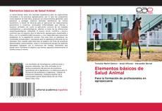 Borítókép a  Elementos básicos de Salud Animal - hoz