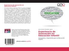 Bookcover of Experiencia de innovación en Educación Infantil